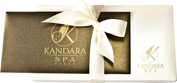 voucher do SPA Kandara SPA